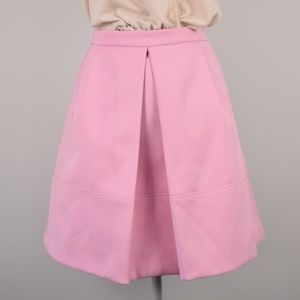 J. Crew Skirts - J.Crew Pink Fit and Flare Pink Skater Skirt